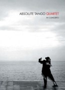 DVD Absolute Tango Quartet - In Concerto